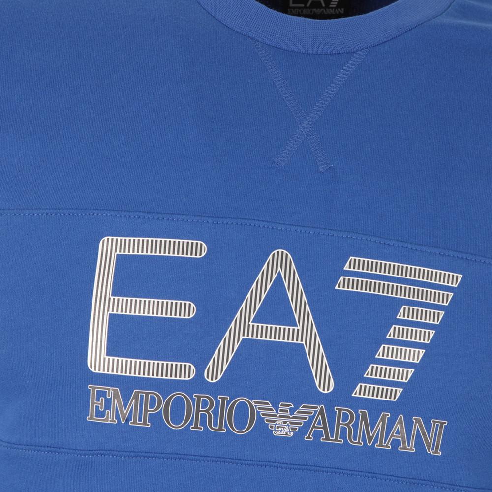 Large Printed Logo Sweatshirt main image