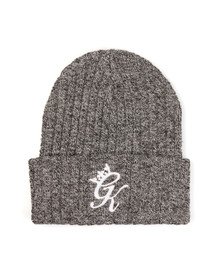 Gym king Mens Grey Beanie