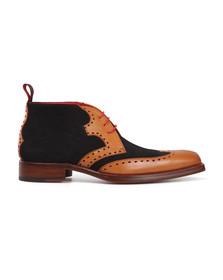 Jeffery West Mens Brown Dexter Monster Boot