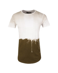 Religion Mens Green Drip Tee