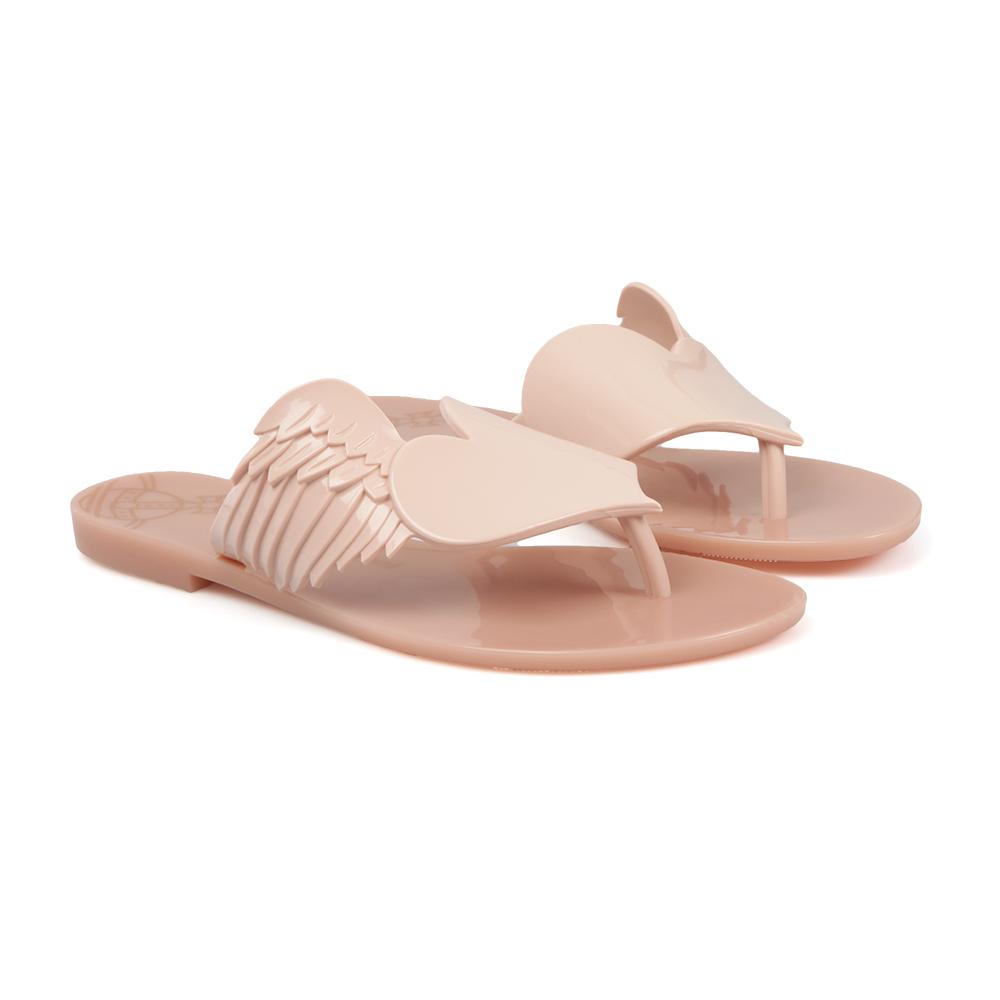 2b896d9bb7c6d9 Vivienne Westwood Anglomania X Melissa Harmonic Cherub Flip Flop ...