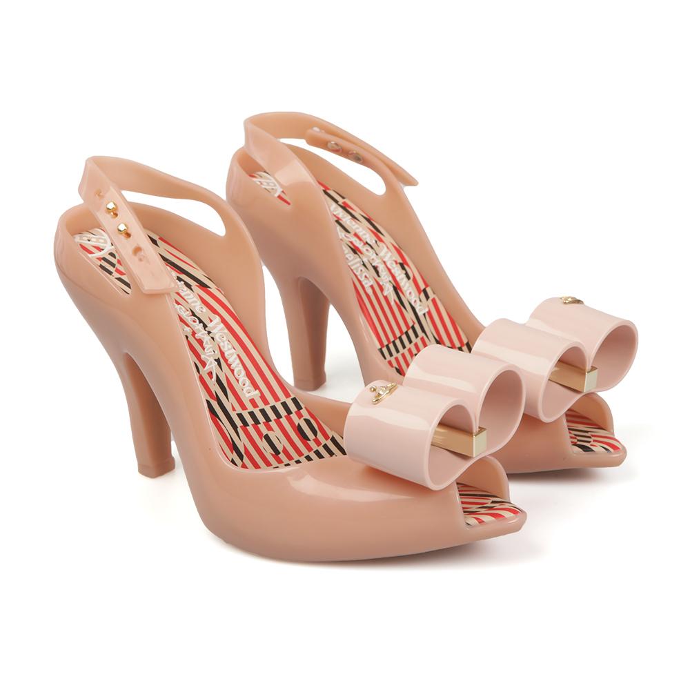 e69ddcafae3 Vivienne Westwood Anglomania X Melissa Lady Dragon Bow 17 Shoe ...