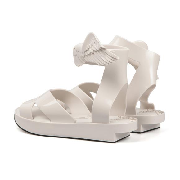 Vivienne Westwood Anglomania X Melissa Womens White Rocking Horse Sandal main image
