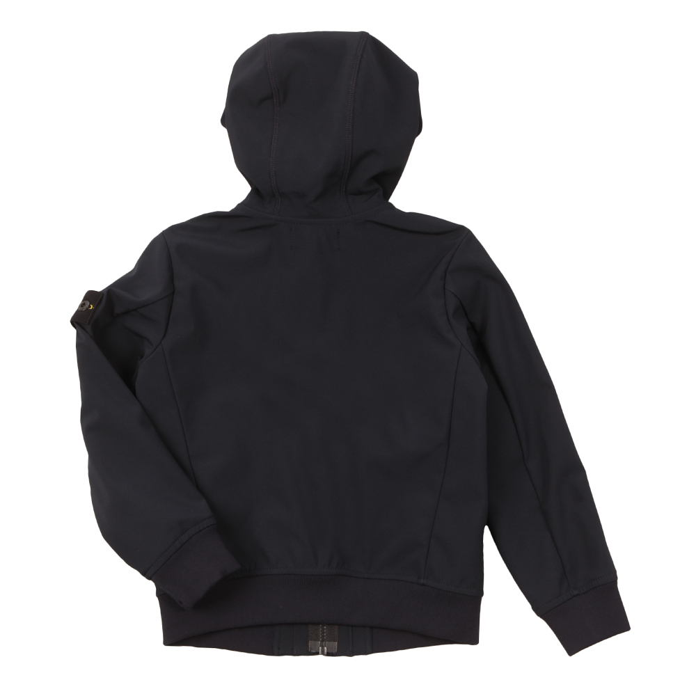 Light Hooded Soft Shell Jacket main image