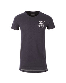 Sik Silk Mens Blue Point Standard Vent Tee
