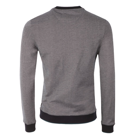 Ted Baker Mens Blue Jax L/S Crew Neck Sweat main image