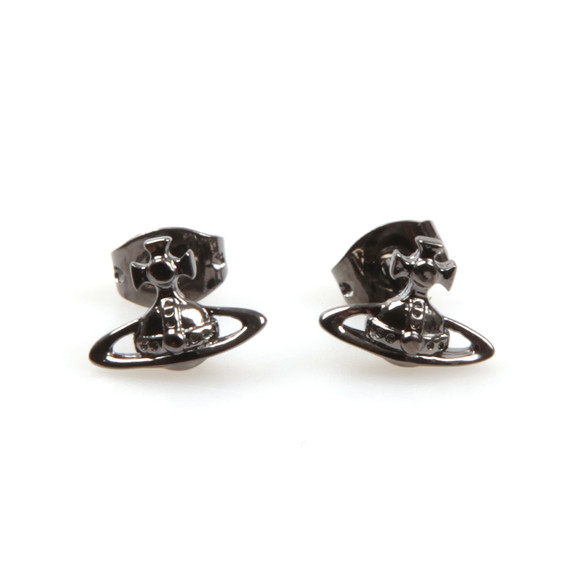 Vivienne Westwood Womens Grey Lorelei Stud Earrings main image