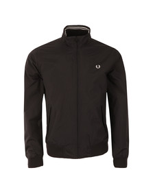 Fred Perry Mens Black Brentham Jacket