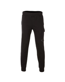 C.P. Company Mens Blue Viewfinder Pocket Jogger