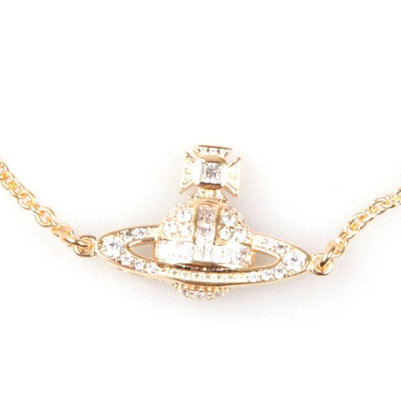 Vivienne Westwood Womens Gold Clotilde Orb Bracelet main image