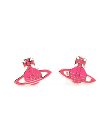 Vivienne Westwood Womens Pink Kate Earrings
