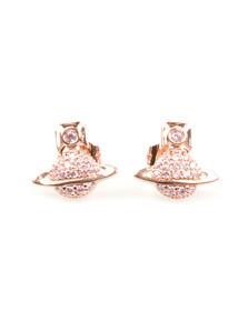 Vivienne Westwood Womens Pink Tamia Earrings