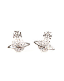 Vivienne Westwood Womens Silver Tamia Earrings