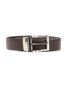 Armani Jeans Mens Brown Adjustable Belt