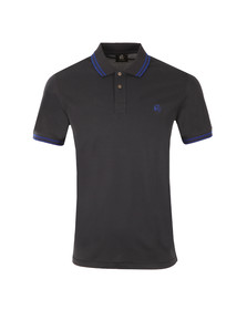 Paul Smith Mens Grey S/S Polo Shirt