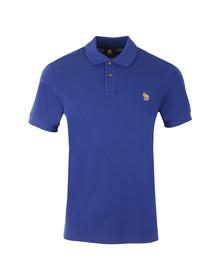Paul Smith Mens Blue Basic Polo