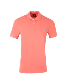 Paul Smith Mens Pink Basic Polo