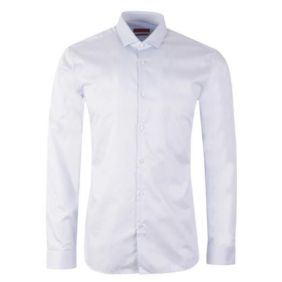 HUGO Mens Blue Erondo Shirt