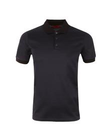 Hugo Mens Blue Devron Polo Shirt