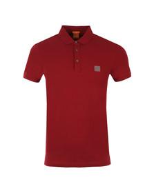 Boss Orange Mens Red Pavlik Polo Shirt