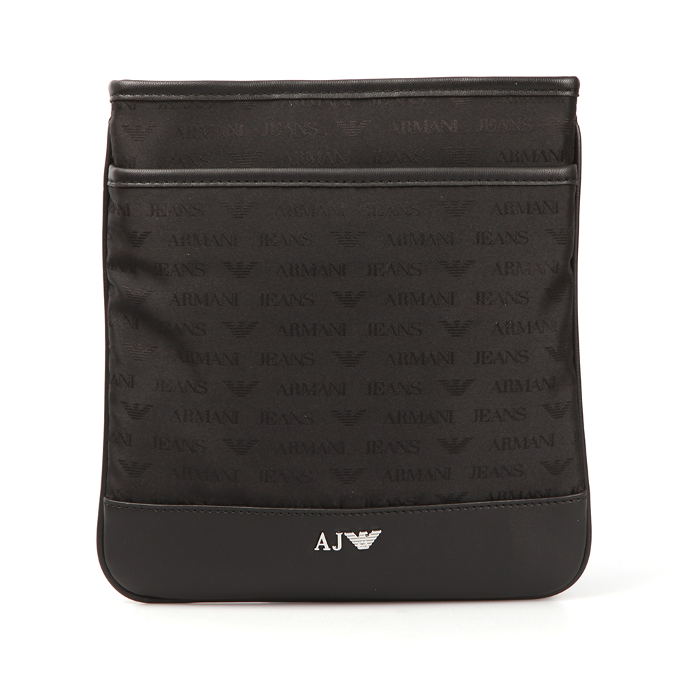 76adcfbf776d Armani Jeans Allover Logo Bag