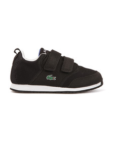 Lacoste Sport Boys Black Light 117 Trainer