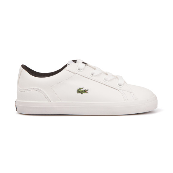 Lacoste Sport Boys White Lerond S116 Trainer main image