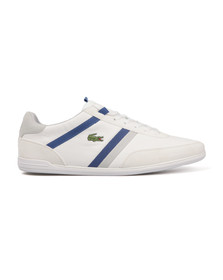 Lacoste Mens White Giron 117 CAM Trainer