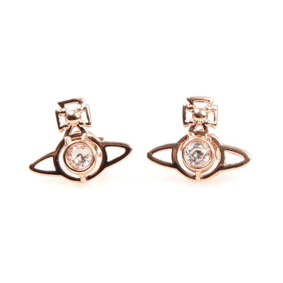 Vivienne Westwood Womens Pink Nora Earrings main image