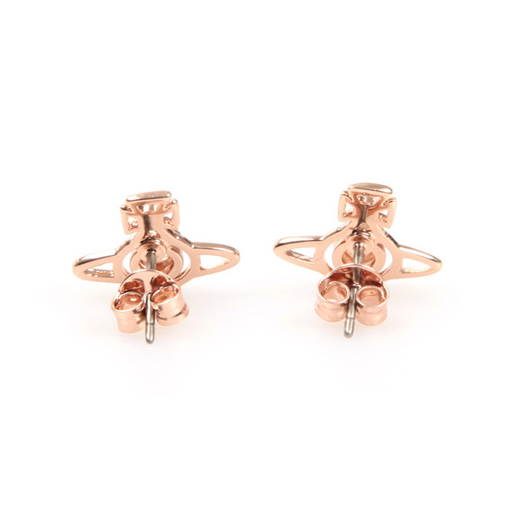 Vivienne Westwood Womens Pink Nora Earrings main image
