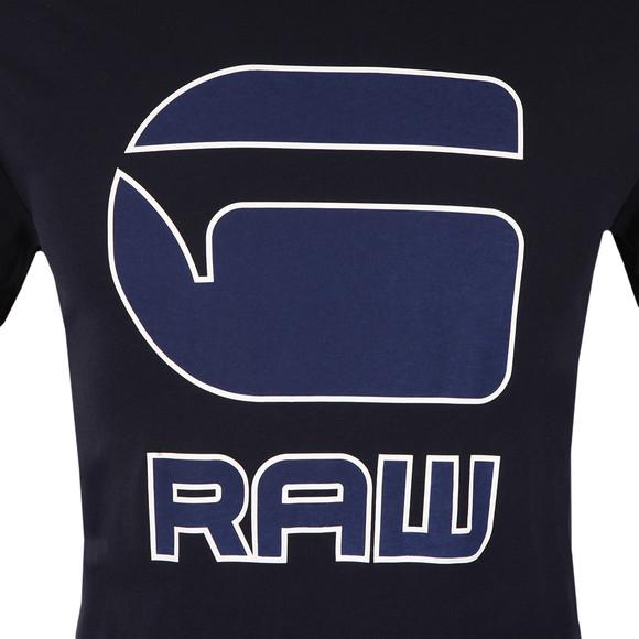 G-Star Mens Blue Cadulor SS T-Shirt main image