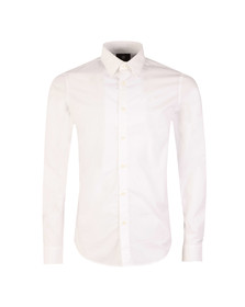 G-Star Mens White L/S Core Shirt