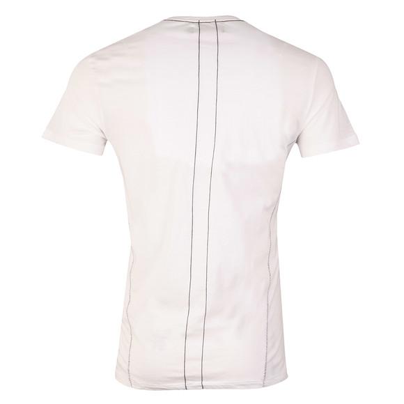 Religion Mens White Sun Flower T Shirt main image
