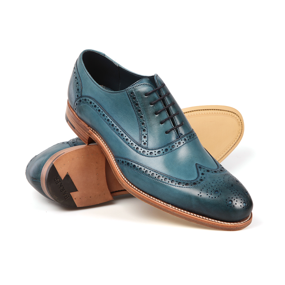 Valiant Hand Painted Shoe main image