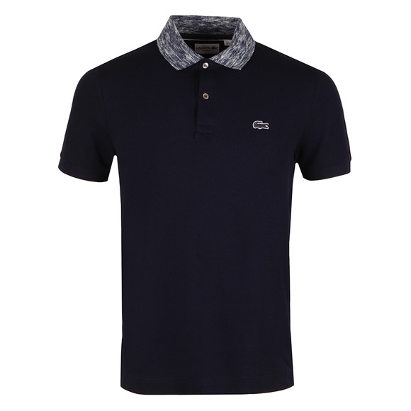 Lacoste Mens Blue PH8980 S/S Polo main image