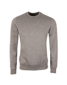 Armani Jeans Mens Grey 8N6M19 Crew Neck Sweatshirt