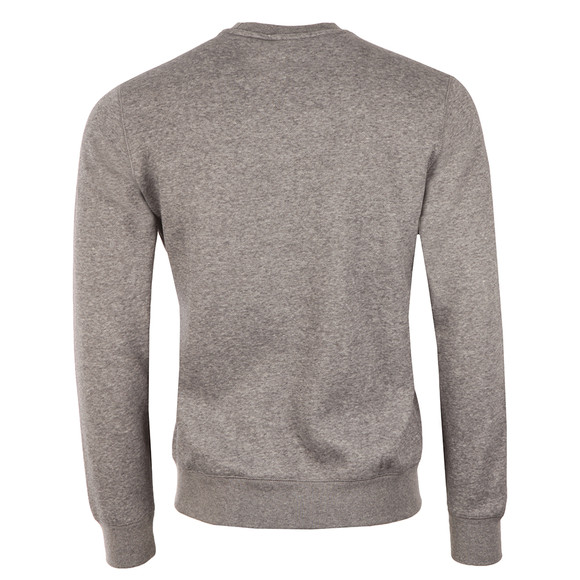 Armani Jeans Mens Grey 8N6M19 Crew Neck Sweatshirt main image