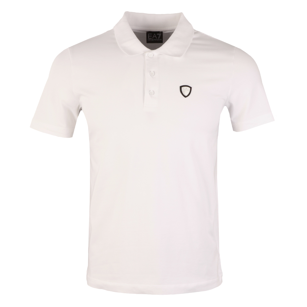 Small Shield Logo Polo Shirt main image