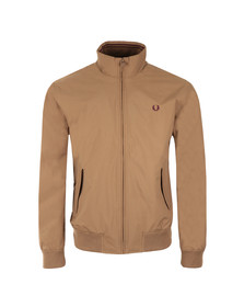 Fred Perry Mens Brown Brentham Jacket