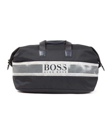 Boss Green Mens Blue Pixel J Holdall