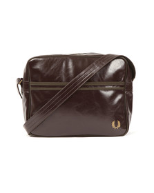 Fred Perry Mens Brown Classic Shoulder Bag