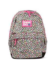 Superdry Womens Multicoloured Print Edition Montana Backpack