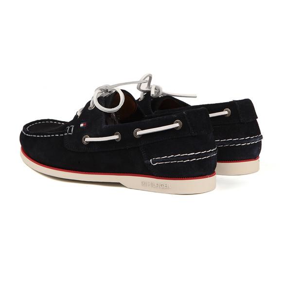 Tommy Hilfiger Mens Blue Boat Shoe main image
