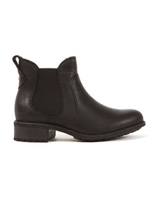 Ugg Womens Black Bonham Ankle Boot