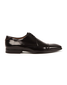 Paul Smith Mens Black Robin High Shine Shoe