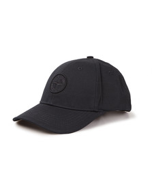 Stone Island Junior  Boys Blue Tonal Compass Logo Cap