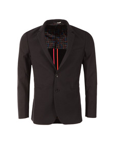 Paul Smith Mens Grey Slim Fit Jacket