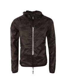Superdry Sport Mens Black Sports Active Cagoule