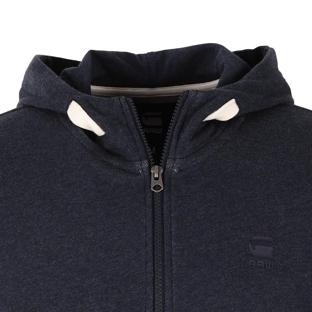 Core Full Zip Hooded Sweat main image