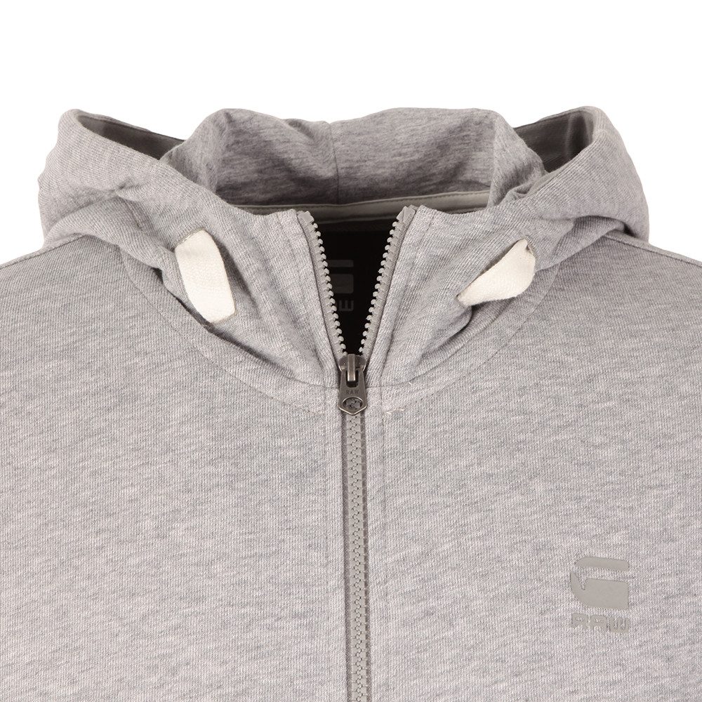 Core Full Zip Hooded Sweat main image